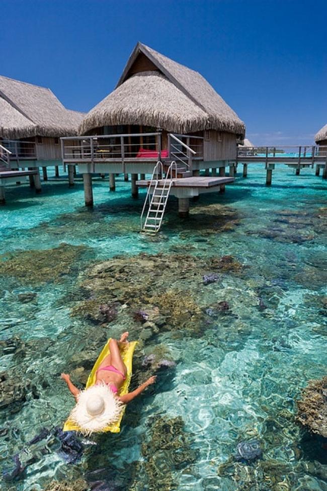 VIAJES A LA POLINESIA DESDE ARGENTINA - Bora Bora / Moorea / Papeete /  - Viajes Exoticos