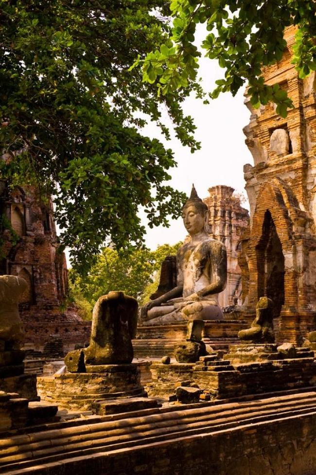 VIAJES GRUPALES A TAILANDIA DESDE ARGENTINA - Ayutthaya / Bangkok / Chiang Mai / Chiang Rai / Lampang / Phayao / Phi Phi Island / Phitsanulok / Phuket / Sukhothai /  - Viajes Exoticos
