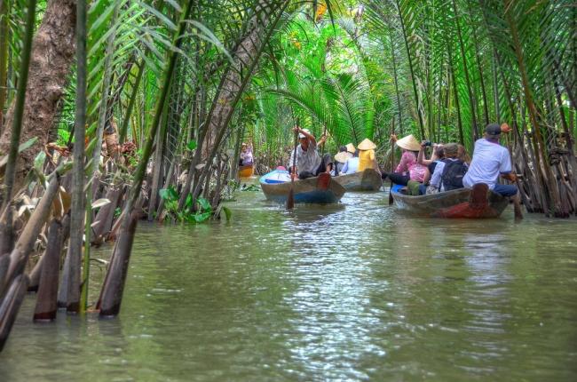 VIAJE GRUPAL A VIETNAM, LAOS, CAMBOYA Y TAILANDIA - Camboya / Luang Prabang / Bangkok / Ben Tre / Da Nang / Ha Long / Hanoi / Ho Chi Minh / Hoi An / Hue / Santuario Mi-Son / Túneles de Cuchi /  - Viajes Exoticos