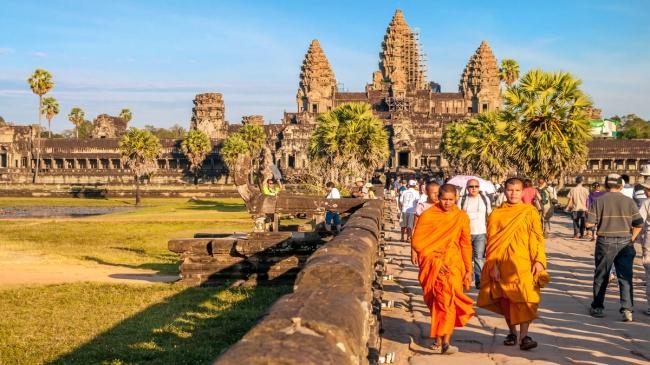 VIAJES A DUBAI, INDOCHINA Y TAILANDIA DESDE ARGENTINA - Angkor / Siem Riep / Dubái / Cuevas de Pak Ou / Luang Prabang / Phuket / Bahia de Ha-Long / Hanoi /  - Viajes Exoticos
